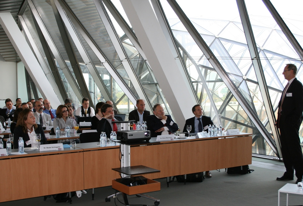 Conference on Corporate Foresight, Berlin, Germany, 2008