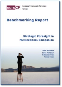 Corporate Foresight Benchmarking Survey 2008