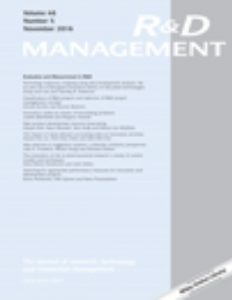 R and D Management